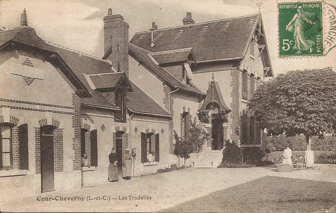 Les Trudelles - Cour-Cheverny