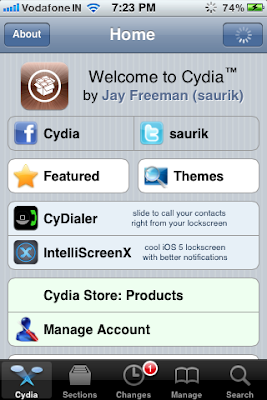 cydia screenshot