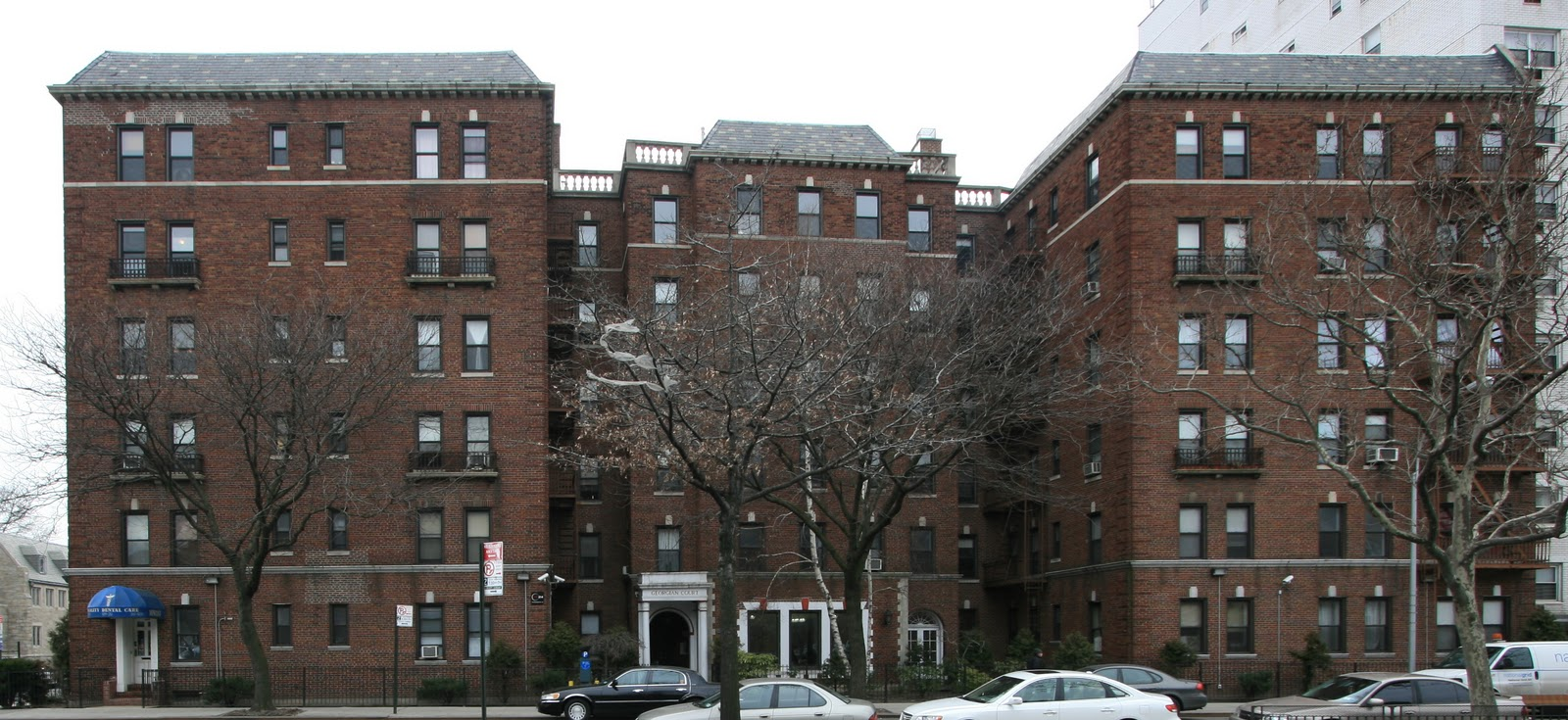 Apartment Building Queens rego-forest preservation council: tale of 2 of forest hills