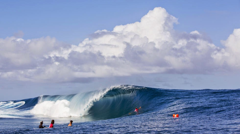 Billabong Pro Tahiti 2014 Ronda2 9 Foto ASP Kirstin