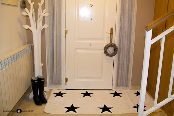Pintar alfombra aprender manualidades es - Alfombra estrellas ikea ...