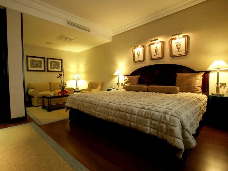 Habitación Sercotel Gran Hotel Conde Duque