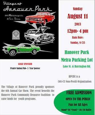 HPCRC Car Show