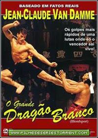 O Grande Dragão Branco Dublado Torrent (1988)