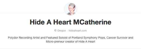 Follow Hide A Heart on Pinterest