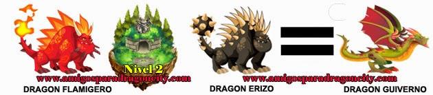 como obtener el dragon guiverno en dragon city formula 3
