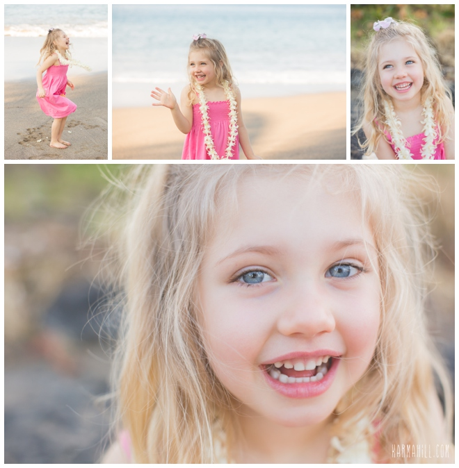 Maui Beach Family Photography