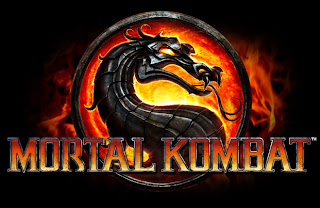 Mortal Kombat Logo Games