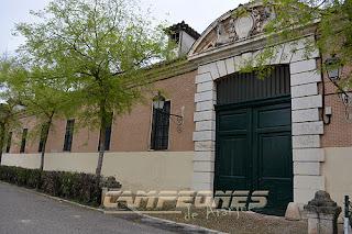 Casa de la Monta de Aranjuez en Sotomayor Hípica