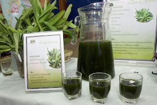 ดื่มน้ำหญ้าปักกิ่งป้องกันมะเร็ง