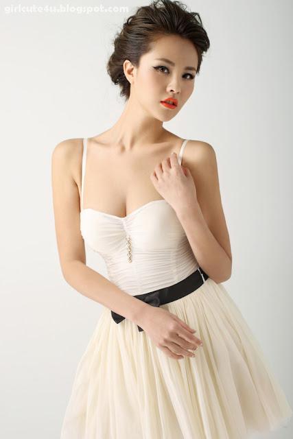 3 Sun Yiqi-Short skirt-very cute asian girl-girlcute4u.blogspot.com