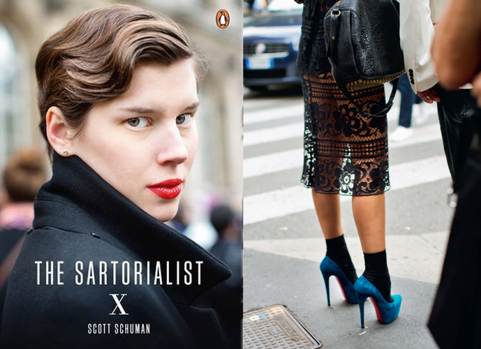 Best fashion and style book releases in autumn / fall 2015 / The Sartorialist: X by Scot Schuman book / via fashionedbylove.co.uk british fashion blog