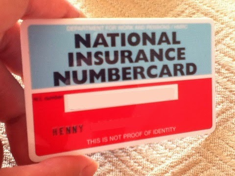 National insurance number apply online free