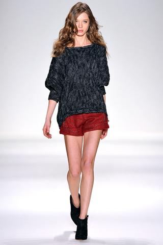 Rebecca Minkoff otoño 2011