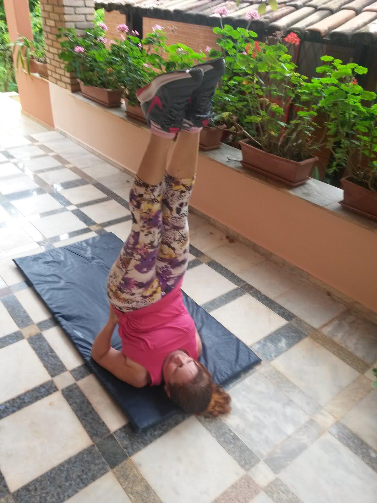 Hatha Yoga - saúde preventiva