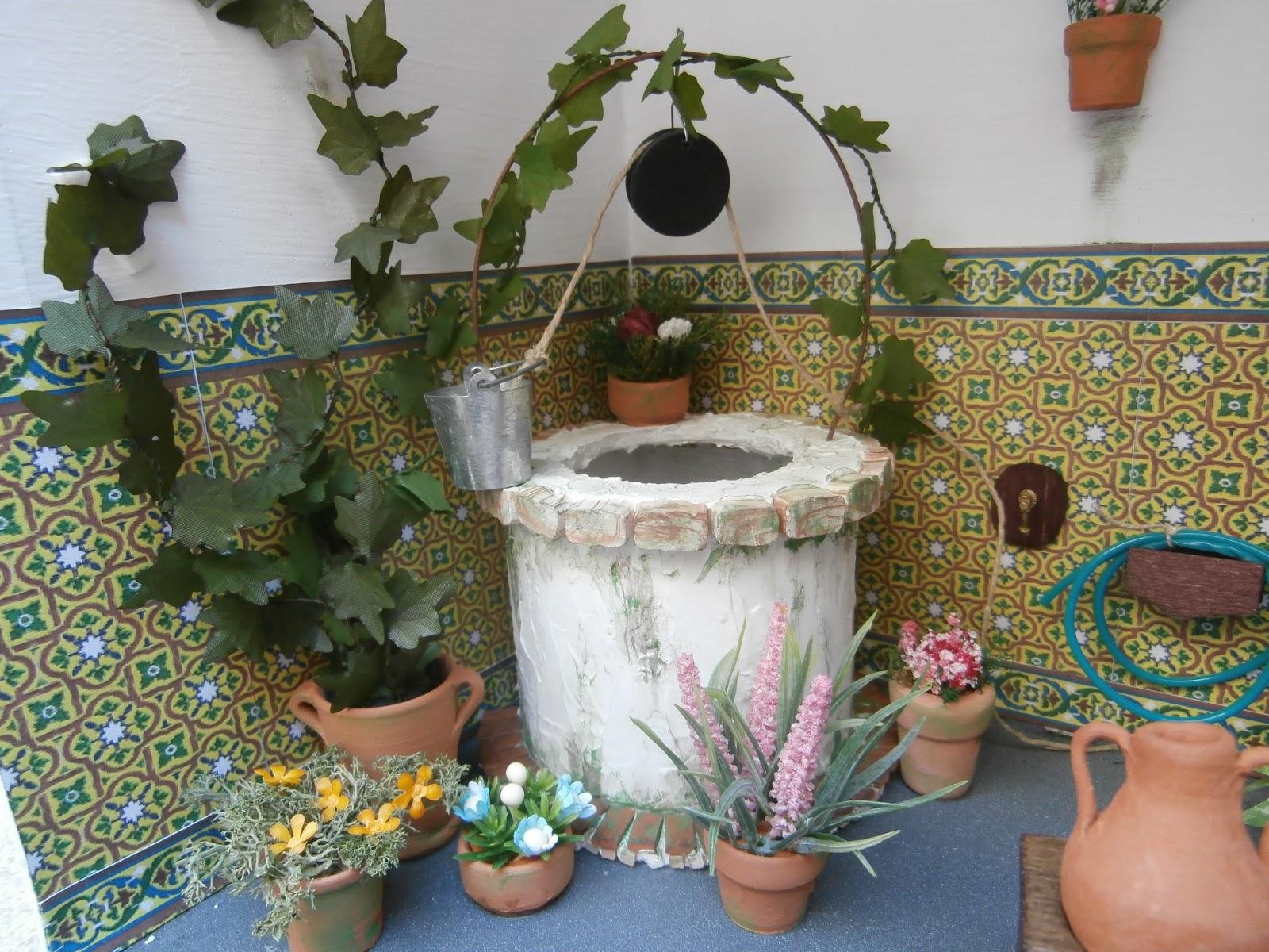 Isus y sus mini caprichos patio andaluz - Fotos patio andaluz ...