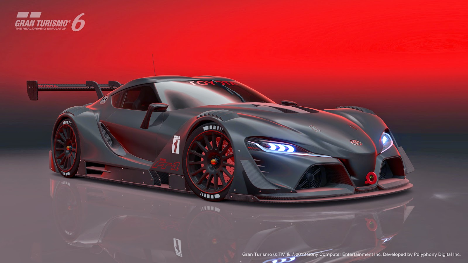 vision gran turismo cars wallpapers. Black Bedroom Furniture Sets. Home Design Ideas