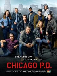 Chicago PD Temporada 3 Poster