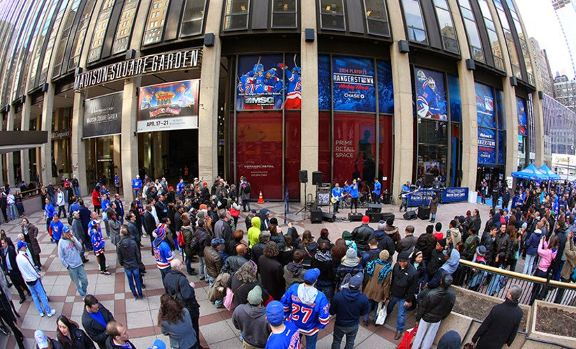 Rangerstown Hockey House - 33rd Street and 7th Ave