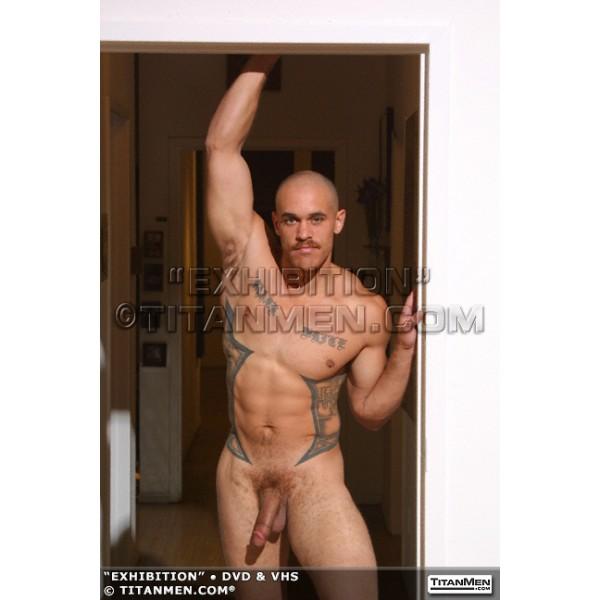 titan men presents dred scott exhibition: crobearporn.blogspot.com/2012/02/masculine-tattoed-porn-star-dred...