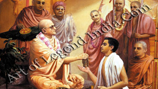 Prabhupada Initiation