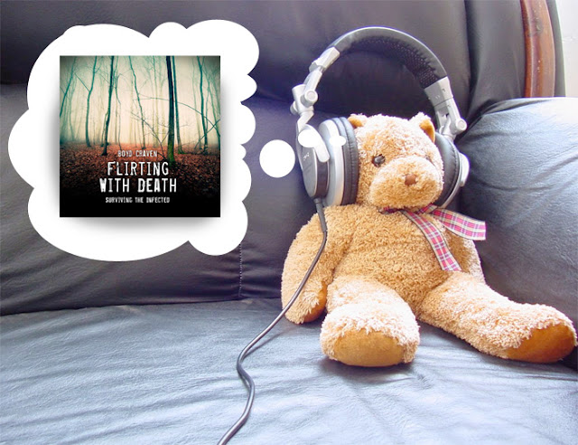 audiobook teddy bear