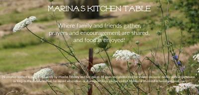 Marina's Kitchen Table
