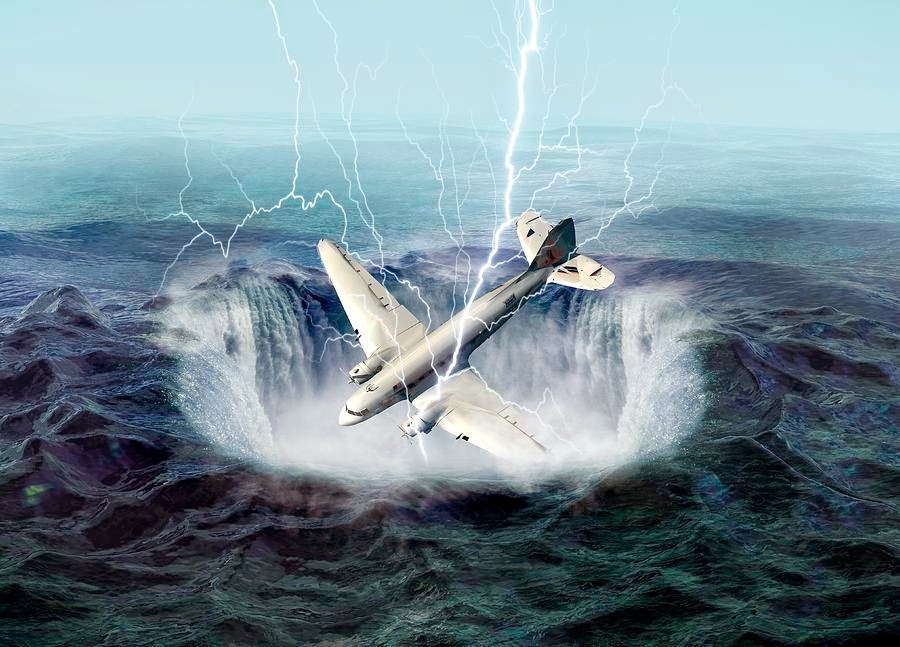 The Mystery of Bermuda Triangle | Bermuda Triangle History in Urdu ...