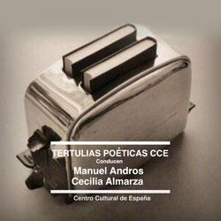 TERTULIAS ABIERTAS en Centro Cultural de España