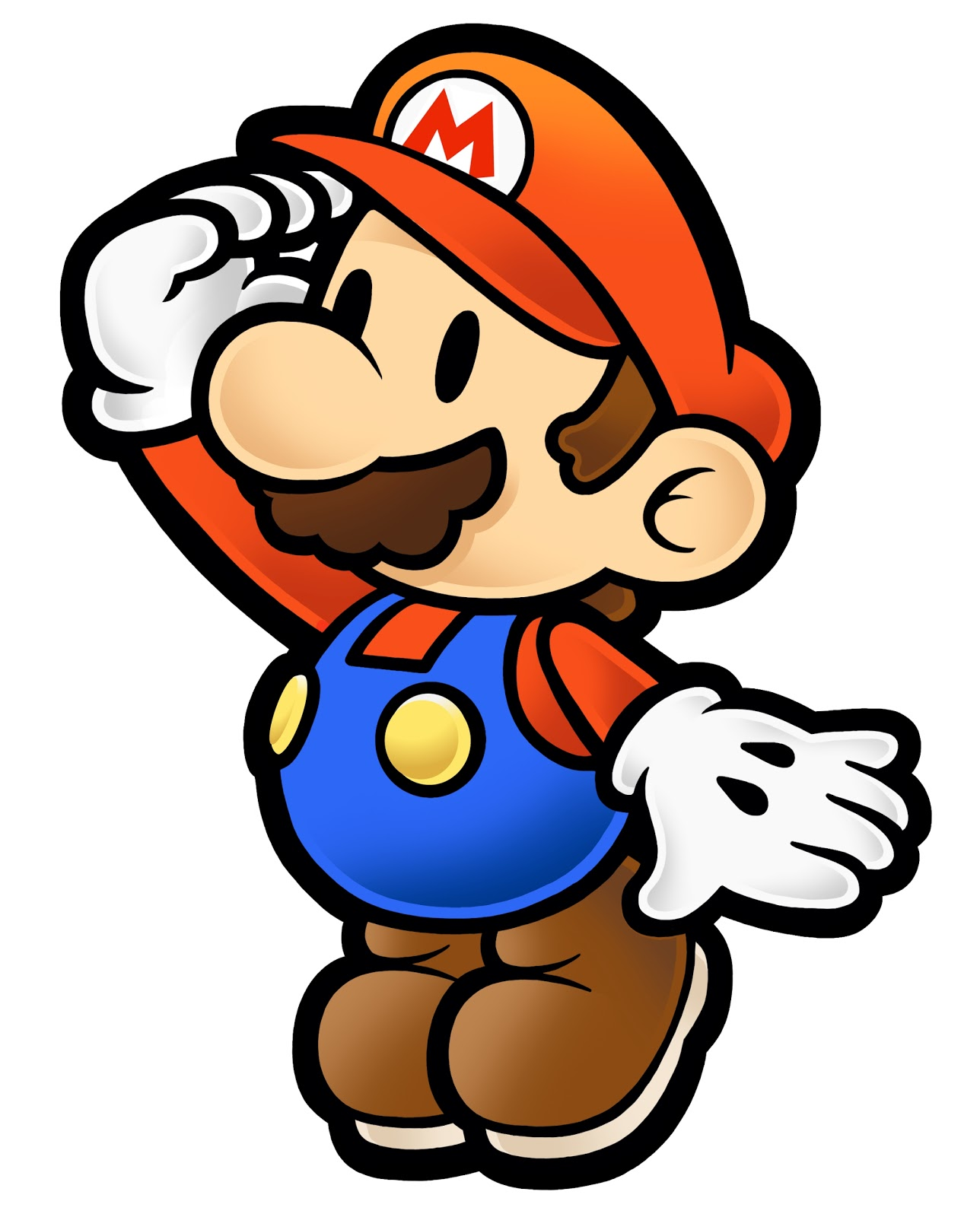 Images of Paper Mario Characters - #SpaceHero