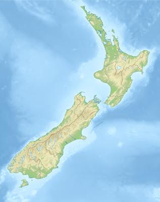 TERREMOTO DE 6,4 GRADOS SACUDE LAS ISLAS KERMADEC, NORTE DE NUEVA ZELANDA