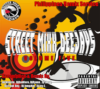 Street Mixx Deejays Vol. 05, Mix 2012