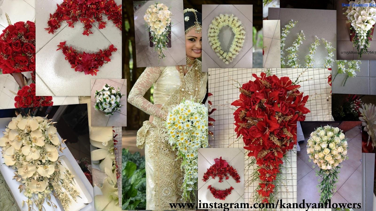 Bridal flowers kandy flower types flower types posted by srilanka izmirmasajfo