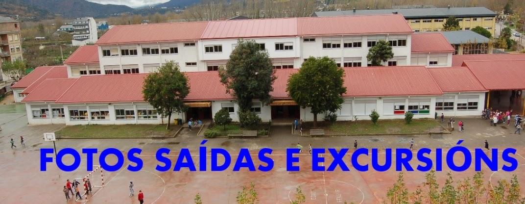 FOTOS SAÍDAS E EXCURSIÓNS