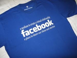 Kaos Facebook Paling Keren | Berita Informasi Terbaru dan Terkini