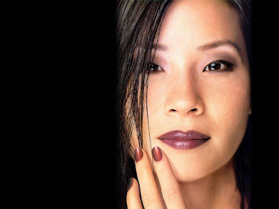 Chinese Girl Lucy Liu Wallpaper