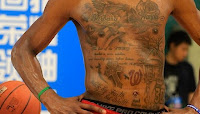 Kevin Durant Tattoos