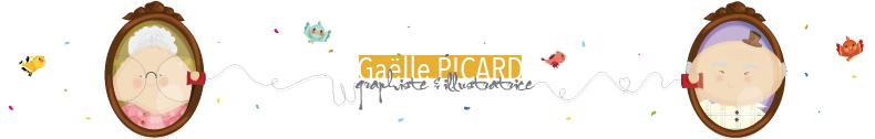 MELLE G  GAELLE PICARD illustratrice graphiste feés dream gourmandine