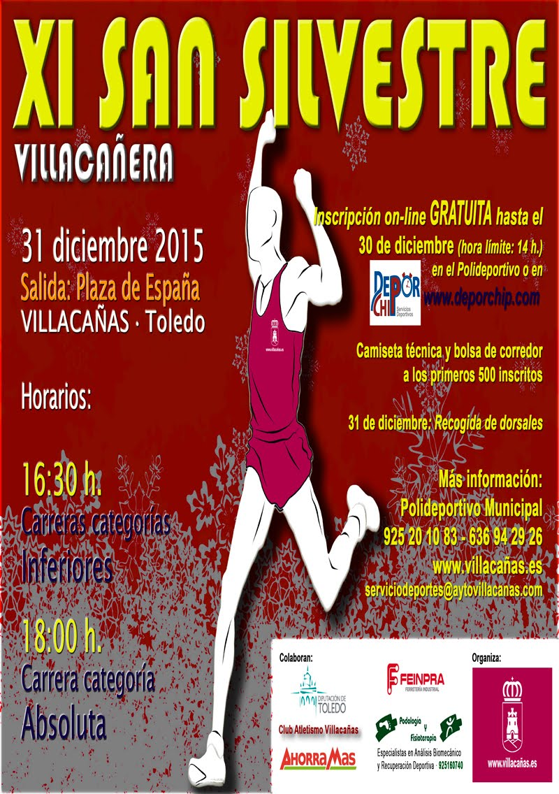 XI San Silvestre de Villacañas