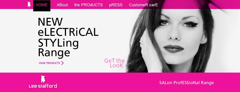 ... all things nice) | UK Hair Blog: New Range: Lee Stafford Electricals