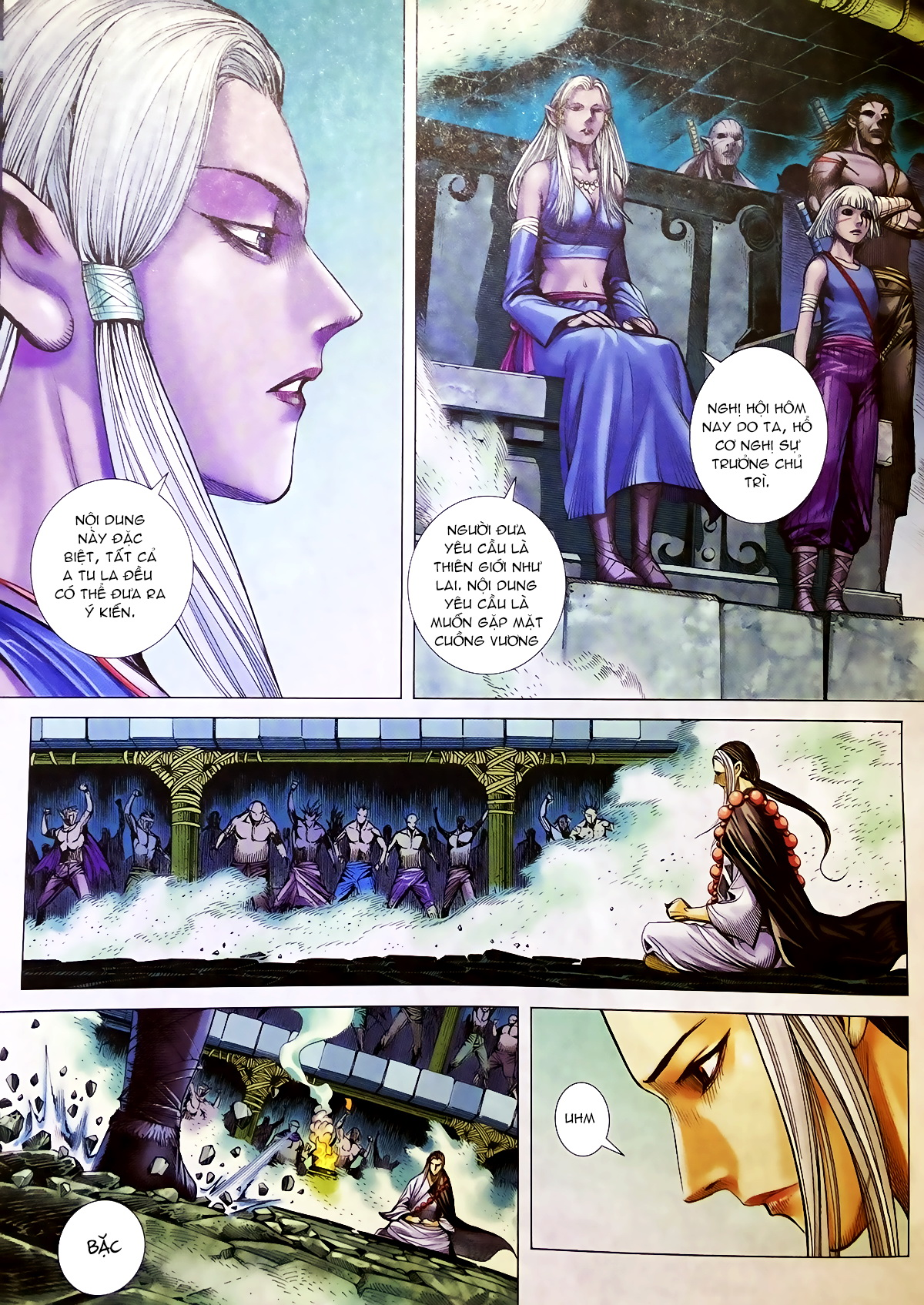 Tây Du chap 60 page 18 - IZTruyenTranh.com