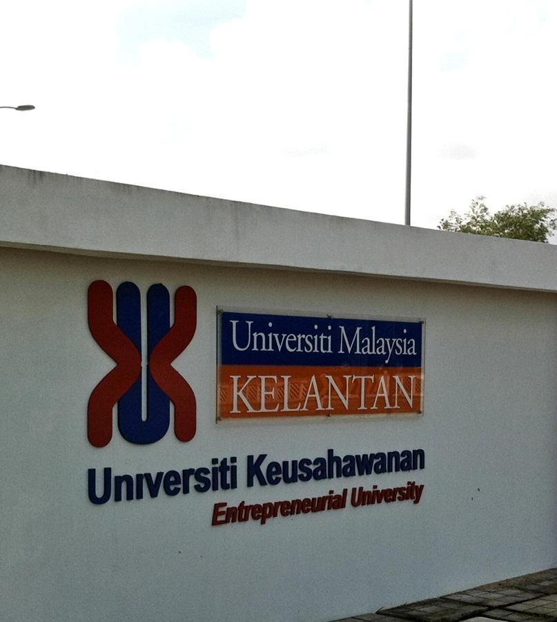 Hasil carian imej untuk Gambar Universiti Malaysia Kelantan