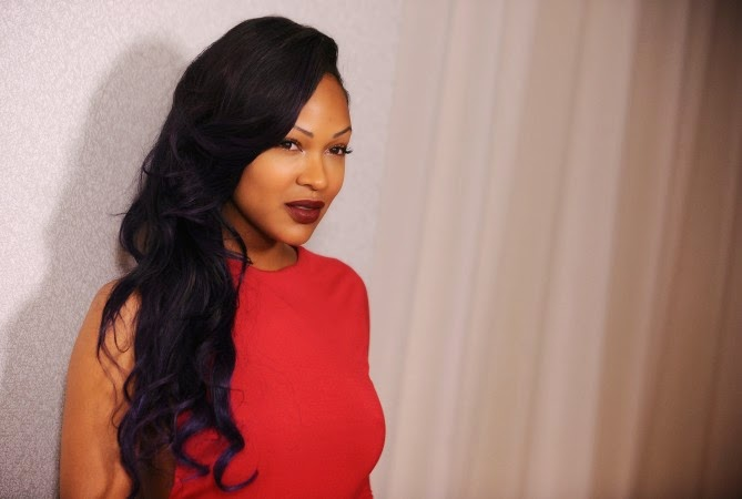 Chatter Busy: Meagan Good On Naked Photos Leaked: You