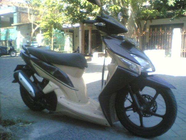 Home » Gambar Motor Honda Vario Cbs Modif Ceper