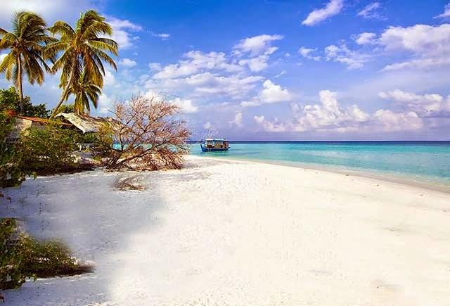 paket wisata pulau harapan di kepulauan seribu