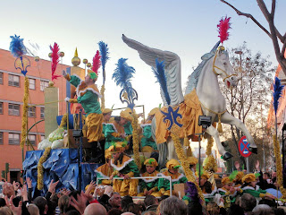 Cabalgata de Reyes de Triana - Sevilla 2012 - 06