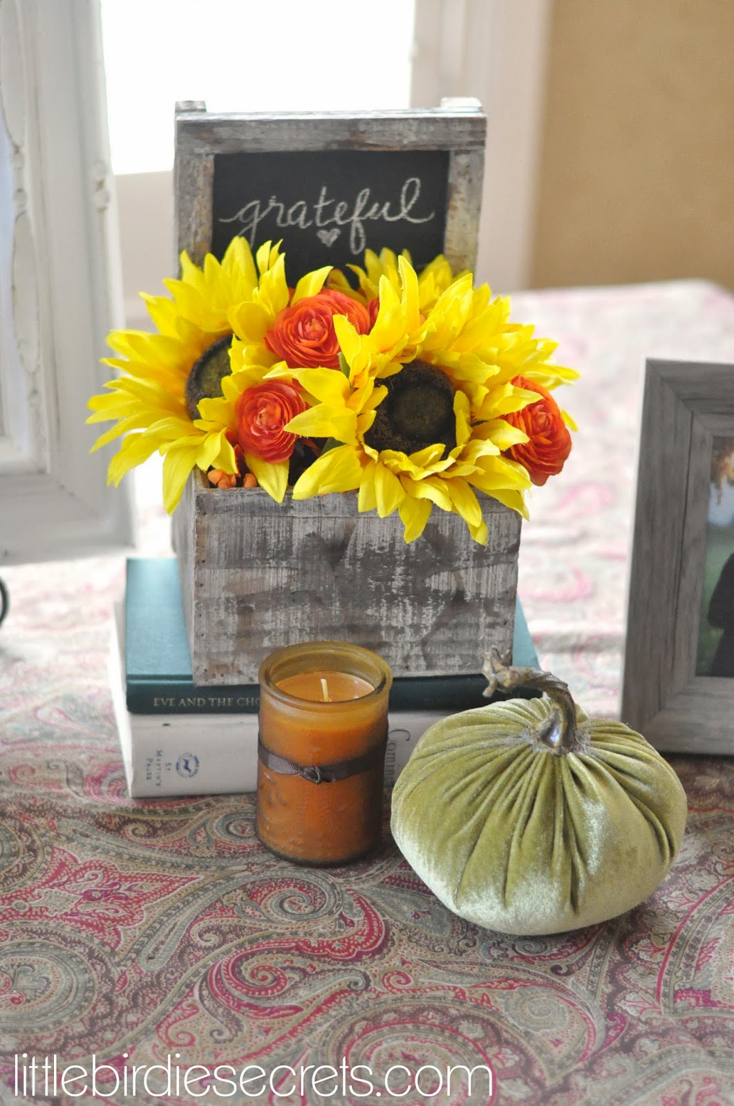 Decorating Ideas > How To Create A Tablescape {thanksgiving}  Little Birdie  ~ 092318_Joanns Thanksgiving Decorations