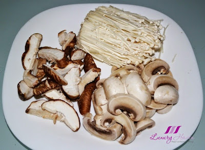 mouth watering italian mixed mushrooms recipe