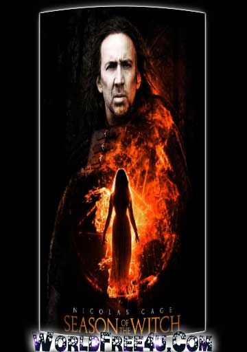 Poster Of Season of the Witch (2011) In Hindi English Dual Audio 300MB Compressed Small Size Pc Movie Free Download Only At worldfree4u.com