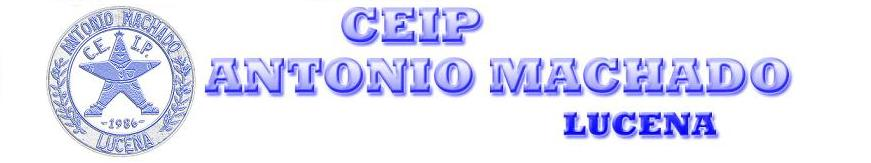 CEIP ANTONIO MACHADO DE LUCENA